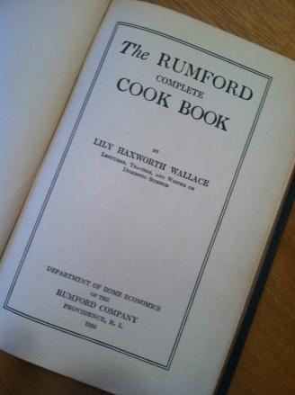 Rumford, 1926