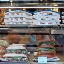 Roman sandwiches